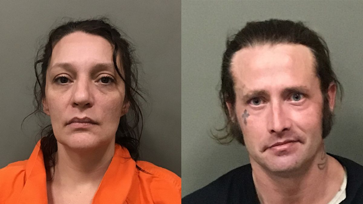 2 arrested in N.C., found driving stolen vehicle connected to Tennessee Amber Alert, deputies say