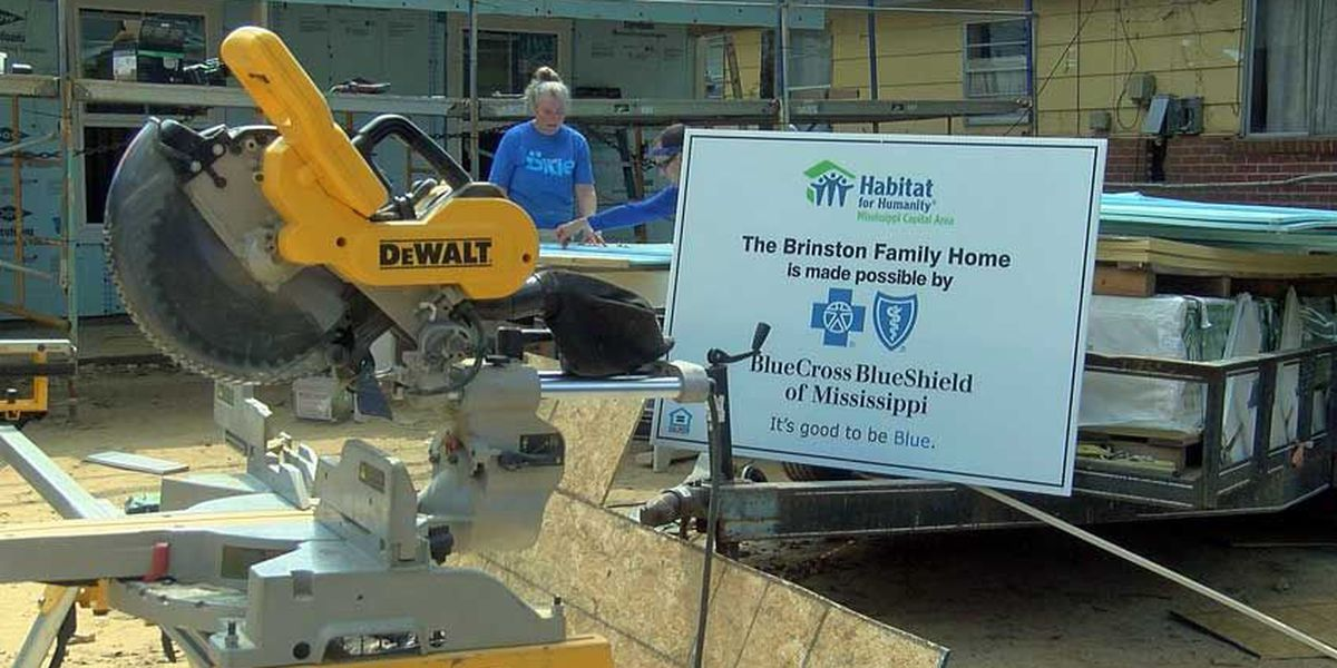 Habitat for Humanity nears completion of house on Smith Robinson Street