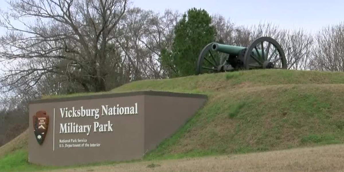 City of Vicksburg, non-profit take action to keep military park open despite shutdown