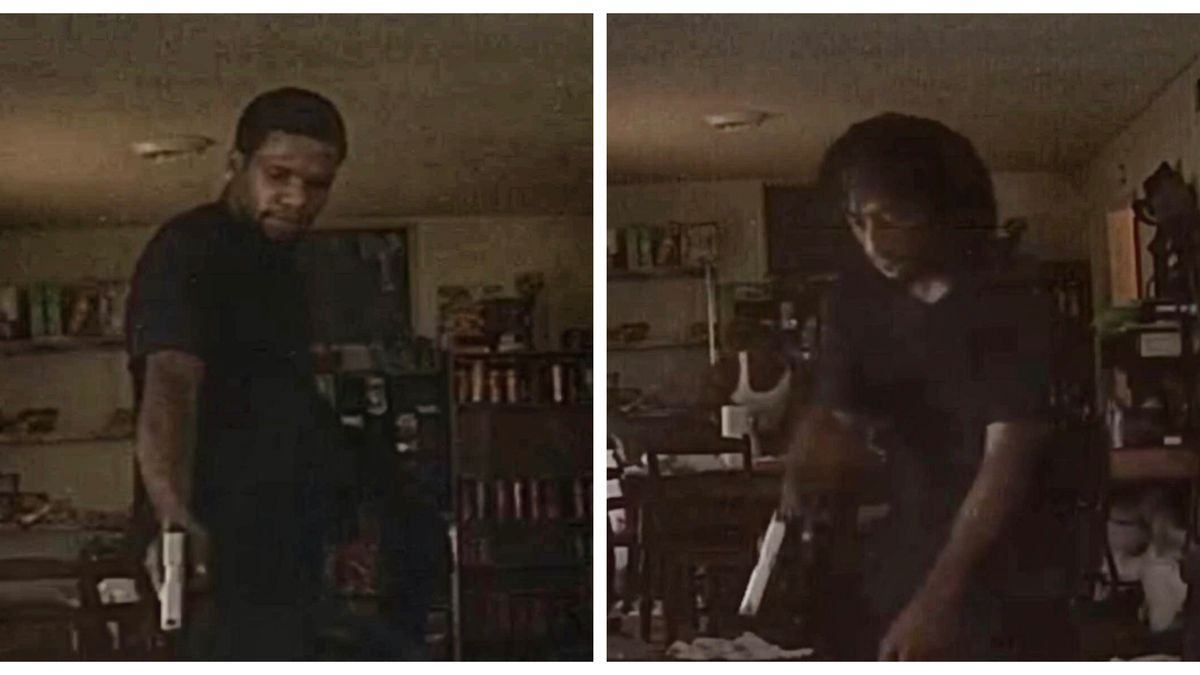 Men wanted by police after Jackson man robbed, shot multiple times in the leg