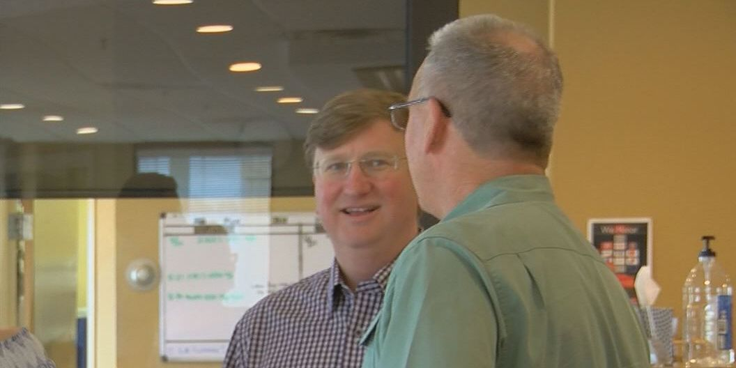 Tate Reeves makes final push for votes ahead of runoff election