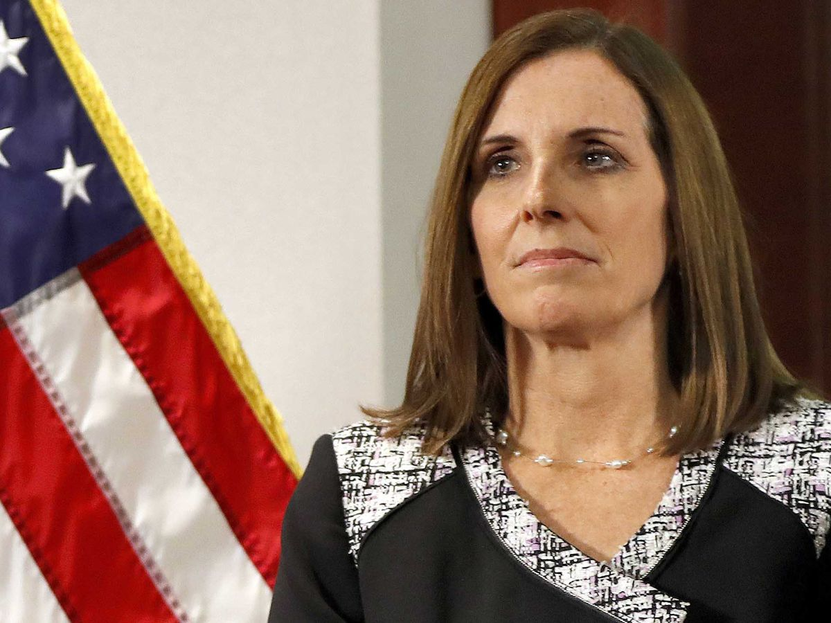 McSally's 'liberal hack' comment stirs local conversation
