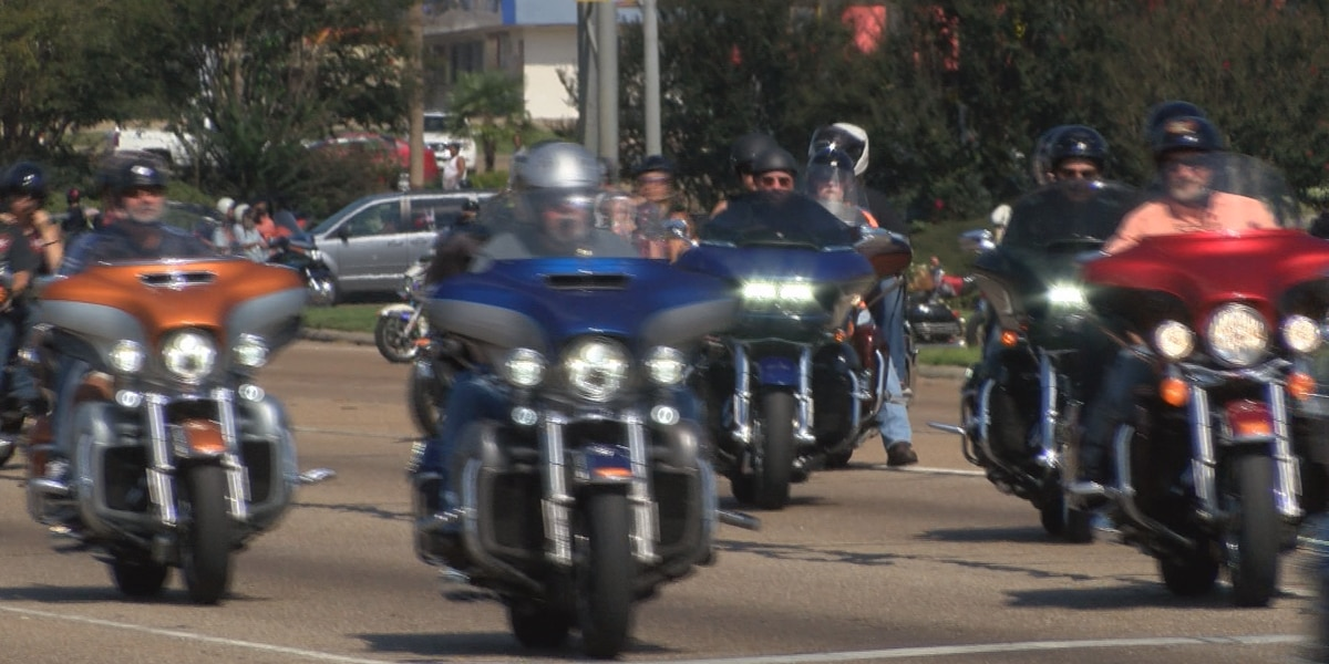 Hundreds participate in Governor's Ride benefitting Wounded Warriors