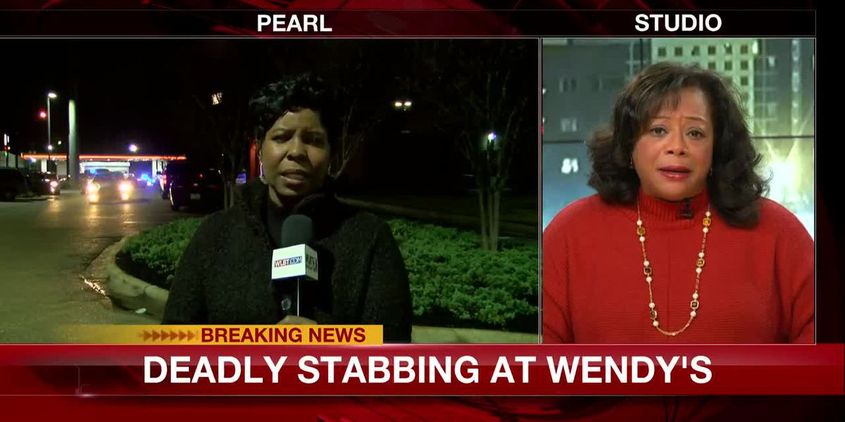 Deadly stabbing at Wendy's in Pearl