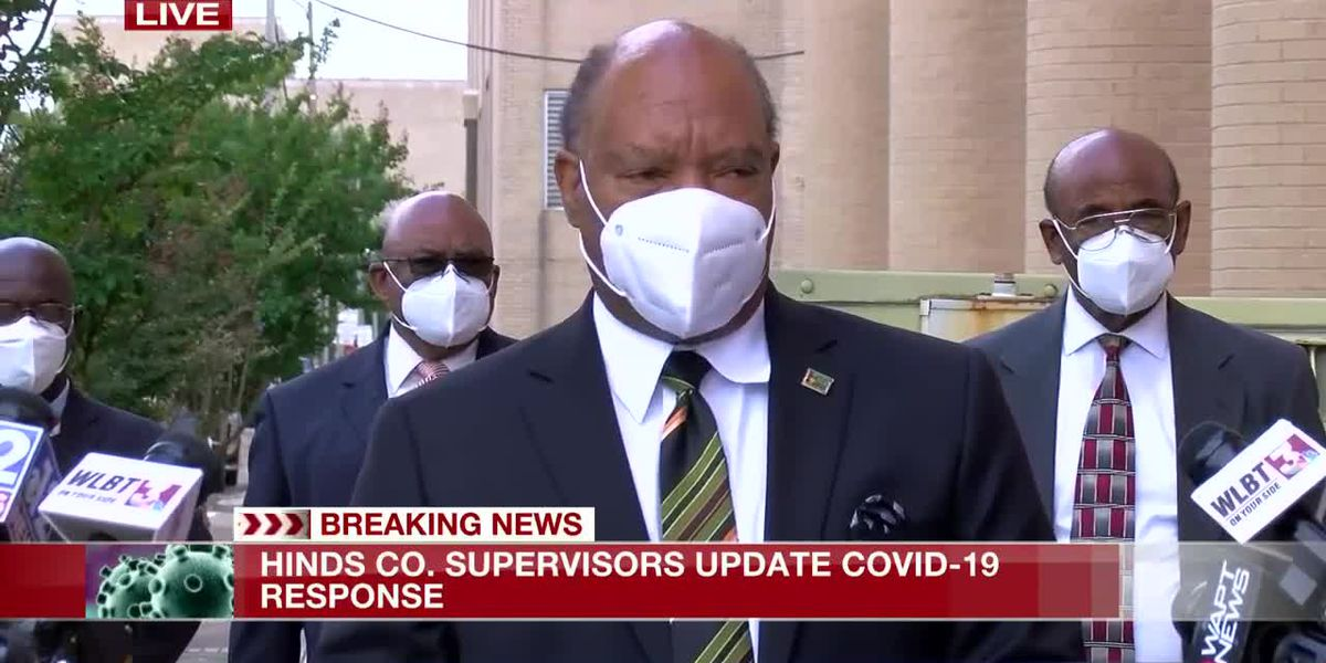 Hinds Co. workers to return to work, residents to receive K95 masks