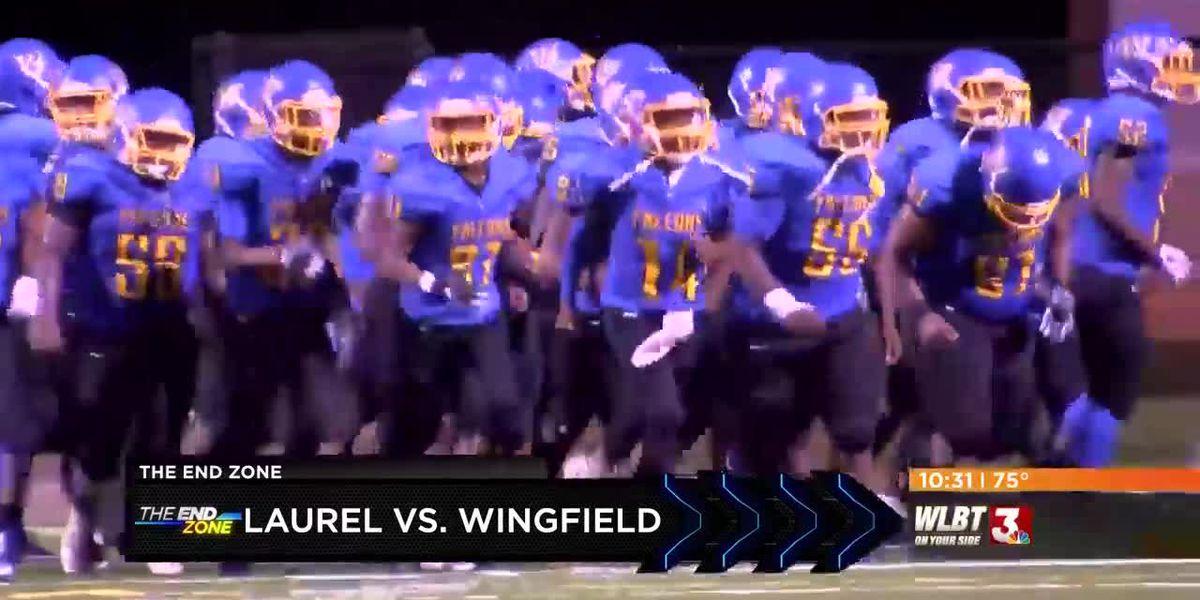 Laurel Tornadoes blow Wingfield away 49-6