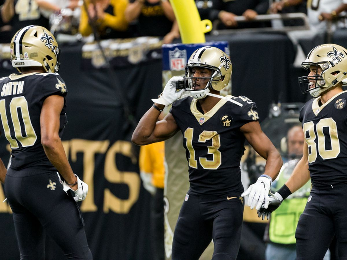 Michael Thomas fined $30,000 for cellphone TD celebration