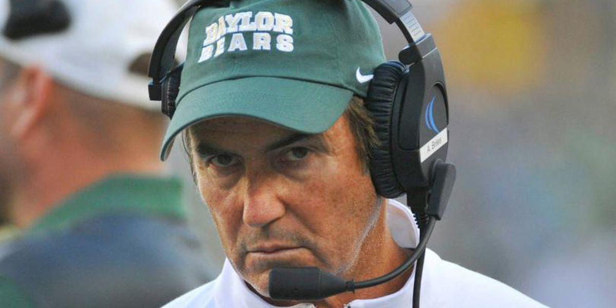 Art Briles interviews for OC job at Southern Miss