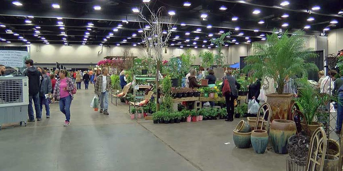 A blooming turnout for the Garden Extravaganza