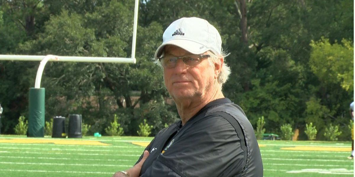Jackson State offensive coordinator Hal Mumme resigns