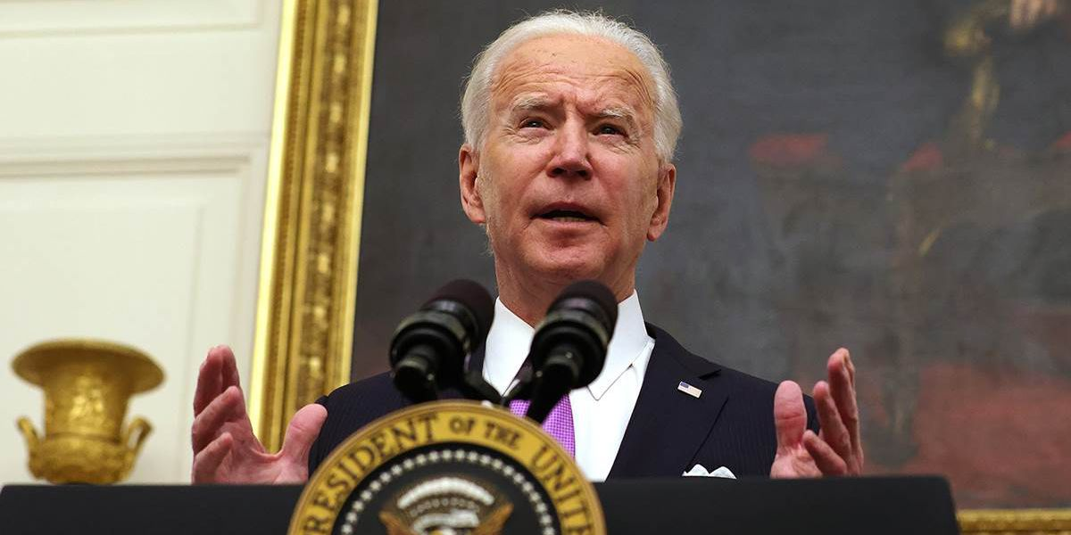 President Biden offers support to governors of seven states impacted by severe winter weather