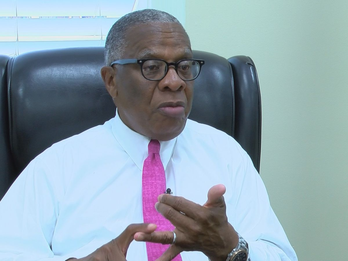 Vicksburg mayor to ask President for help with storm damage while in Washington