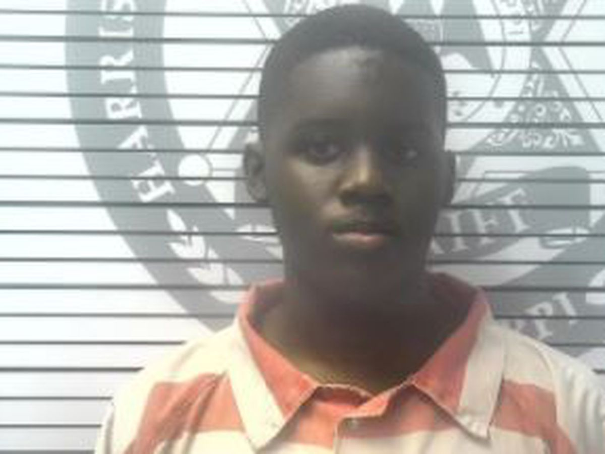 Hattiesburg teen charged in crash that killed woman, grandson in Biloxi
