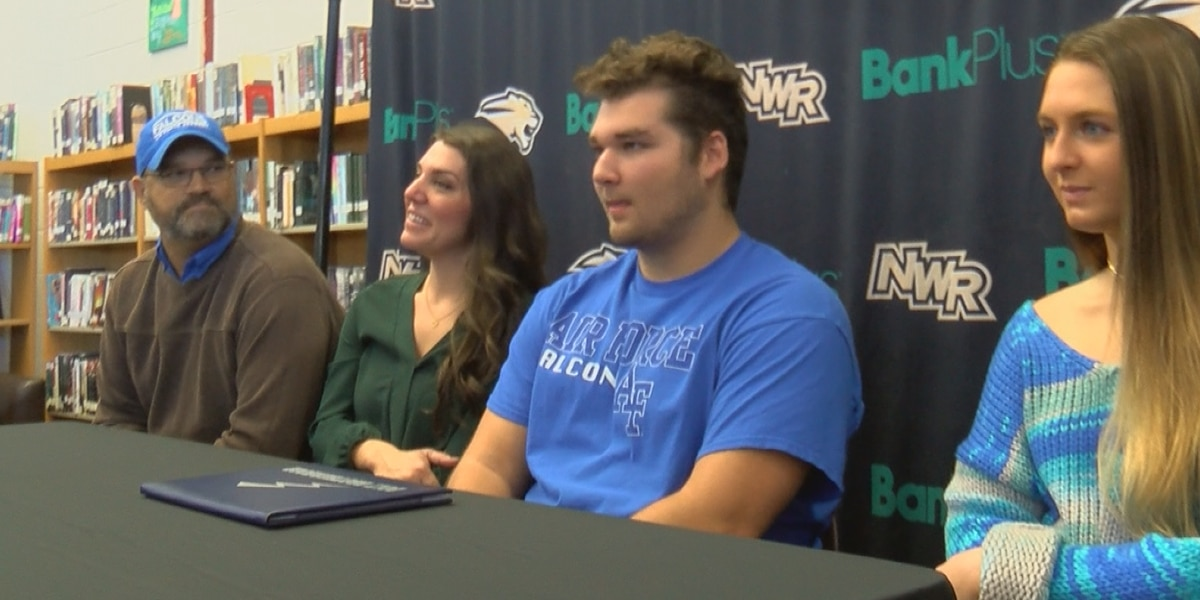 NW Rankin's McCollough heading to Air Force