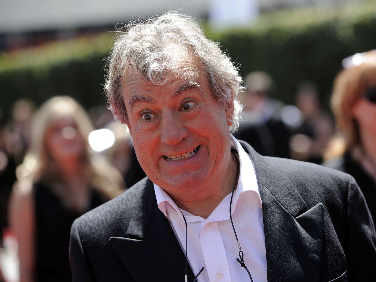 Monty Python star Terry Jones dies at 77, agent says