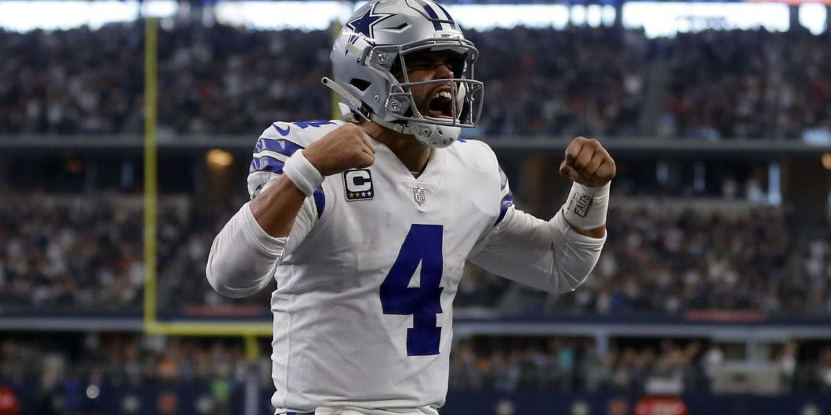 Prescott, Cowboys wrap up NFC East with 27-20 win over Bucs