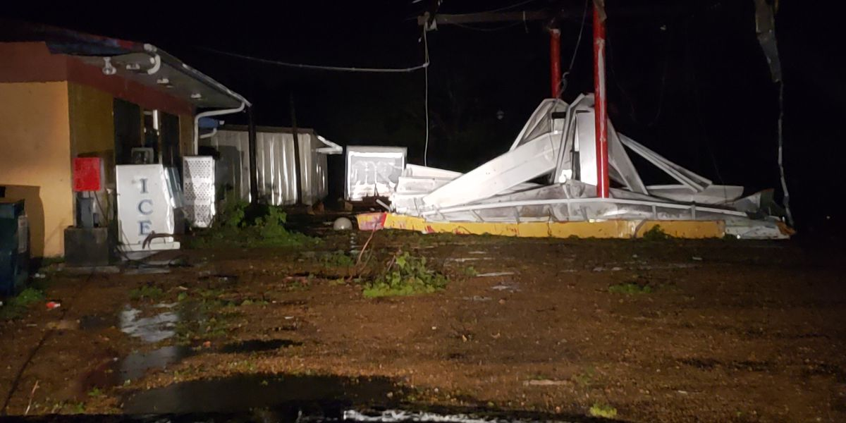 Panola County officials report widespread damage following severe weather