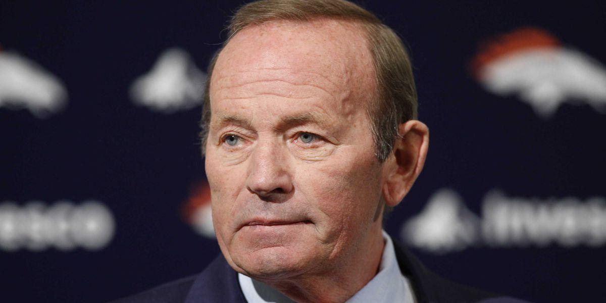Denver Broncos owner Pat Bowlen dies at age 75