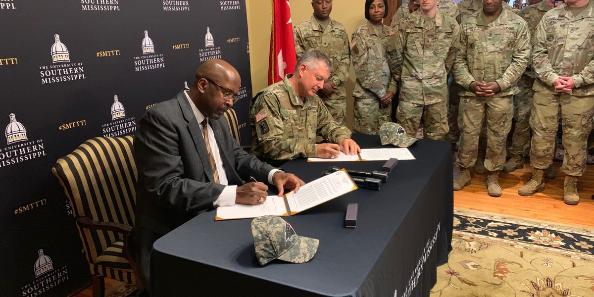 USM to offer free tuition to Mississippi National Guardsmen