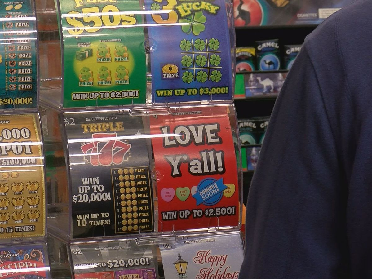 Mississippi scratch off games bring $54 million since November debut