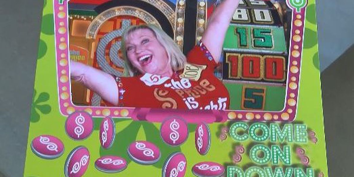 Jackson County woman gets to 'come on down' on The Price is Right