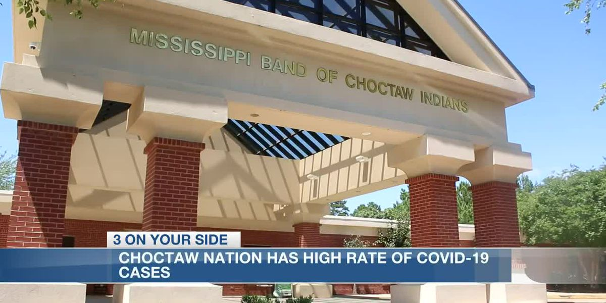 Miss. Band of Choctaw Indians hardest hit in coronavirus pandemic, according to state health officials