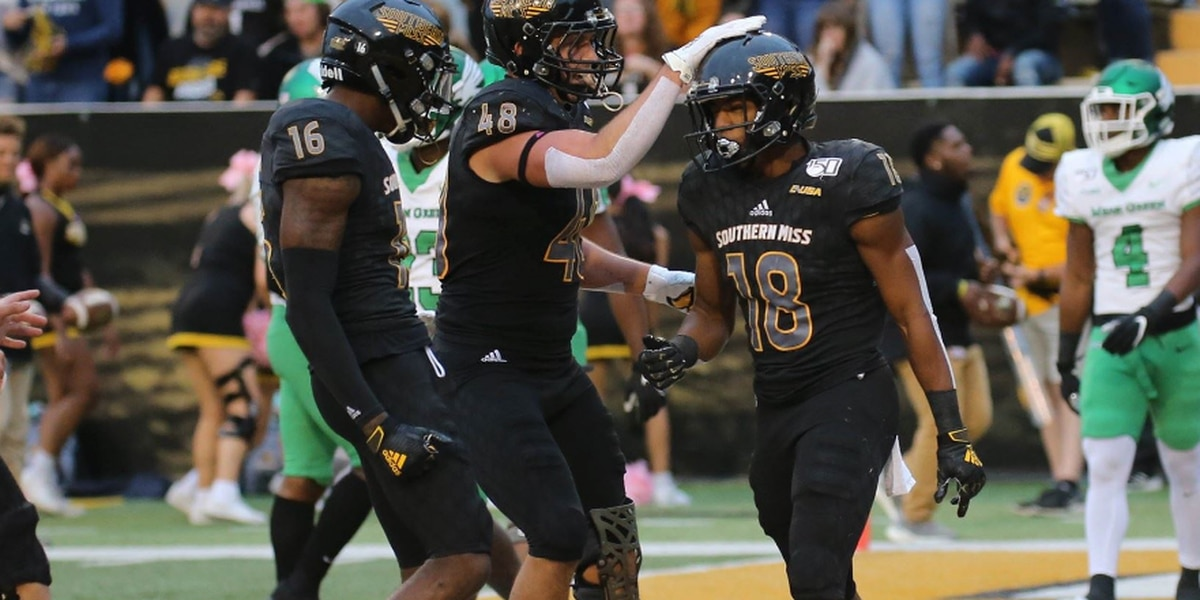 RECAP: Southern Miss have another offensively dominant performance against North Texas