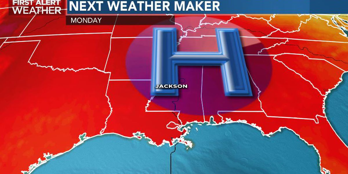 First Alert Forecast: late summer heat wave continues; active tropics