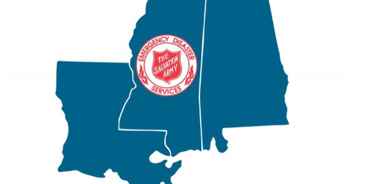 Salvation Army prepares to respond to Tropical Storm Barry