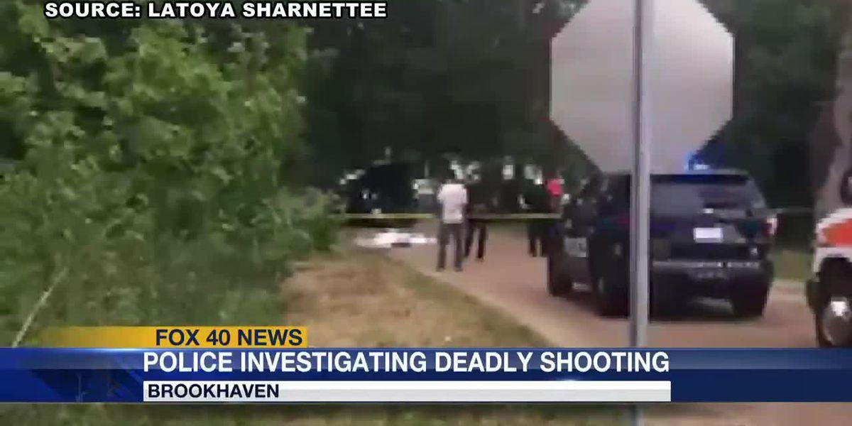 Man shot dead on Brookhaven street; Police investigating