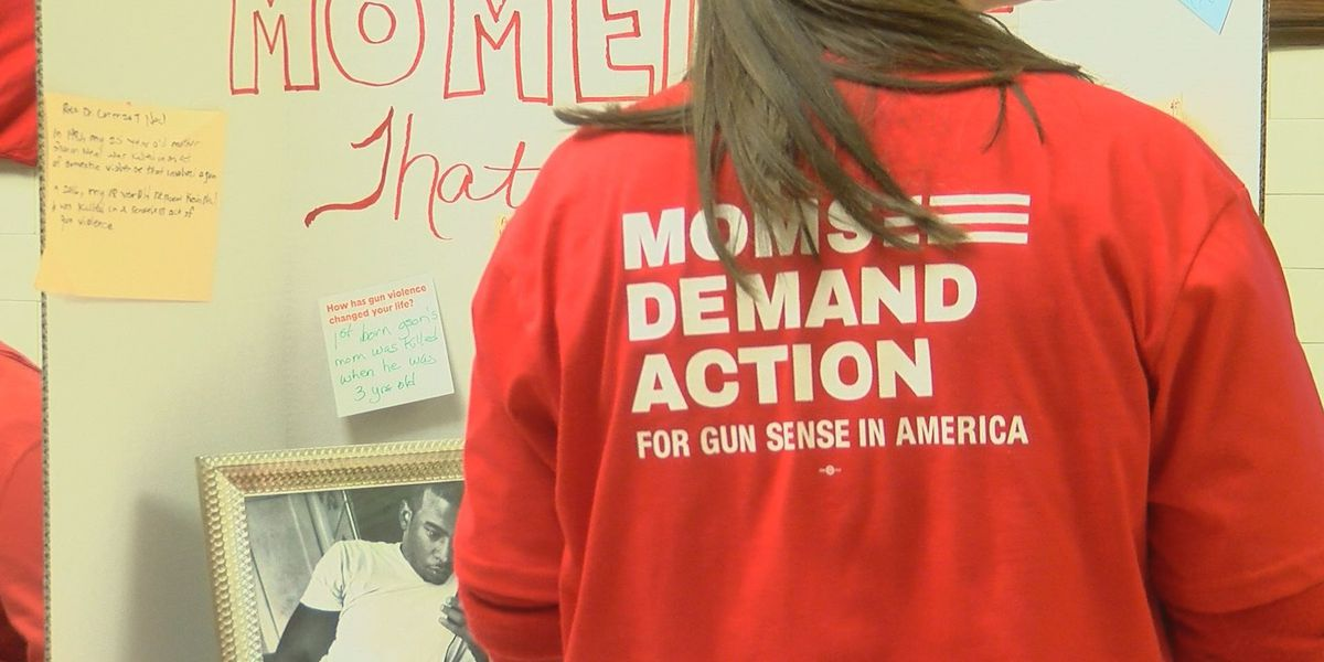 Gun rights activists converge on state capitol: 'It's not a seizure of guns'