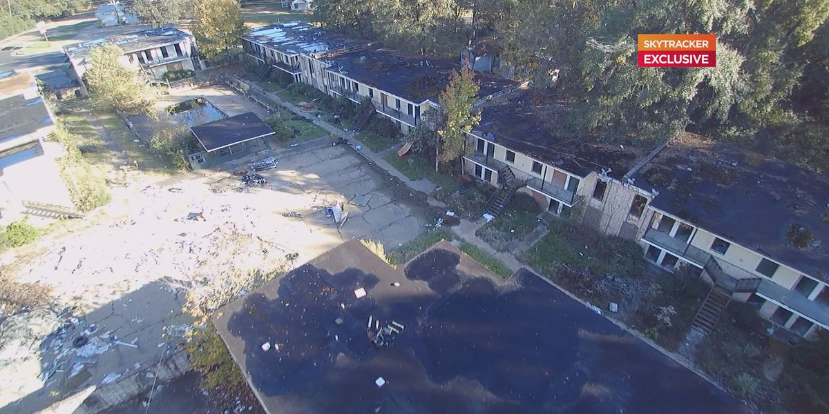 Casa Grande apartments, other eyesores, could be torn down using CARES money