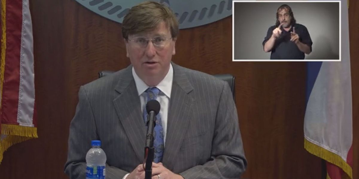 'We are still in the heat of this battle,' Reeves says in push to reopen Miss.