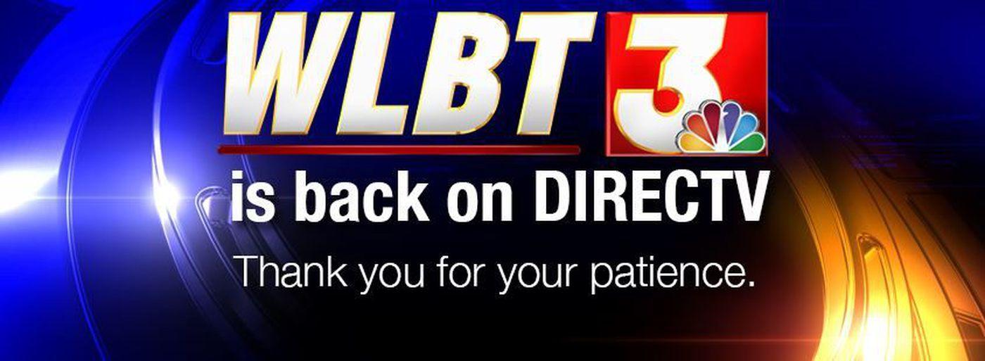 Welcome Back DirecTV customers