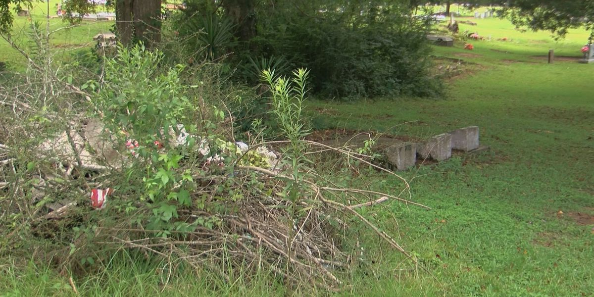 Town of Summit takes over historic cemetery