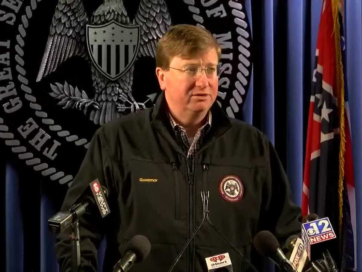 Governor Tate Reeves details action steps to restore order at Parchman