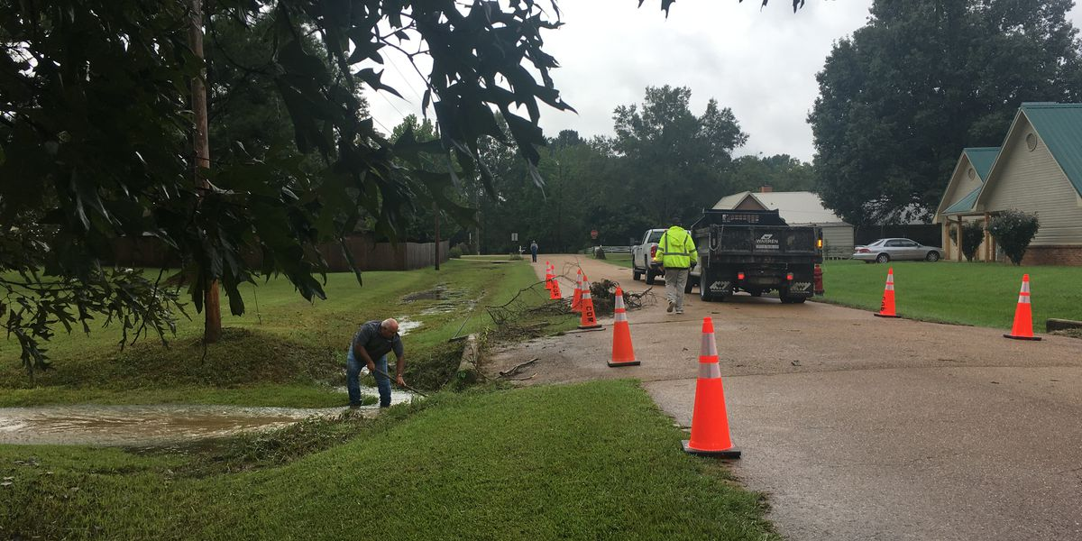 Rankin County residents grow weary over repeated flash flooding