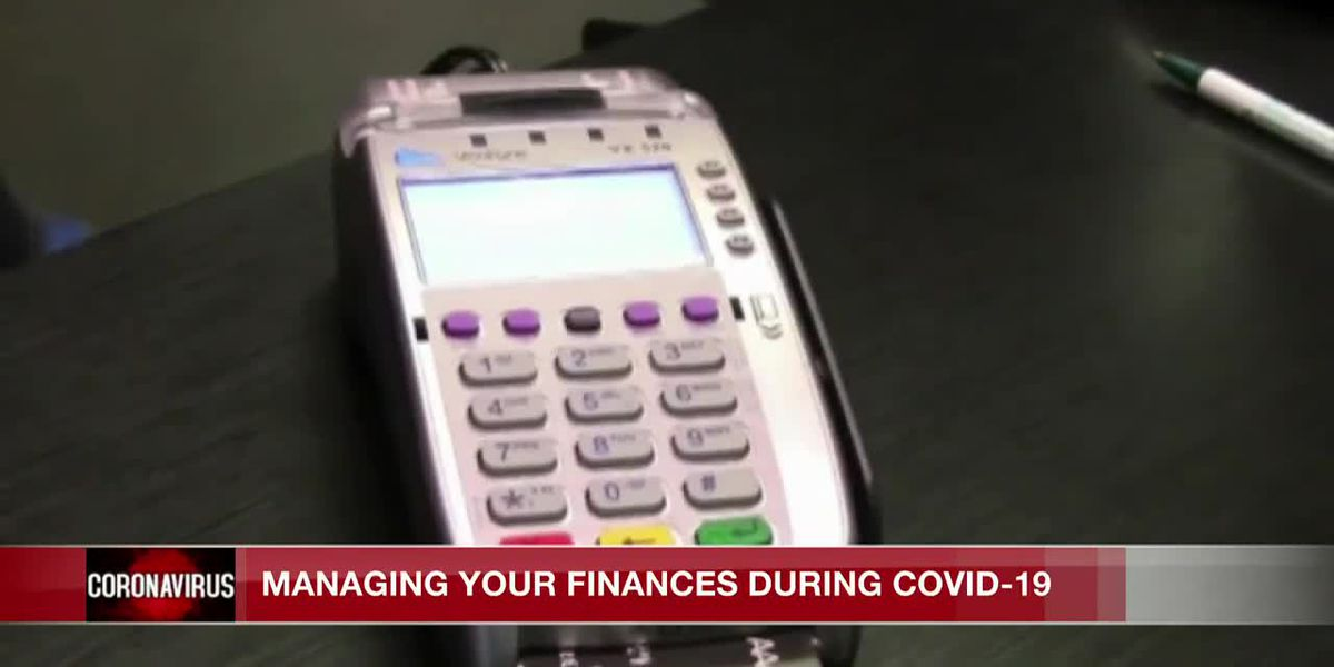 Experts recommend you review your finances as COVID-19 rages
