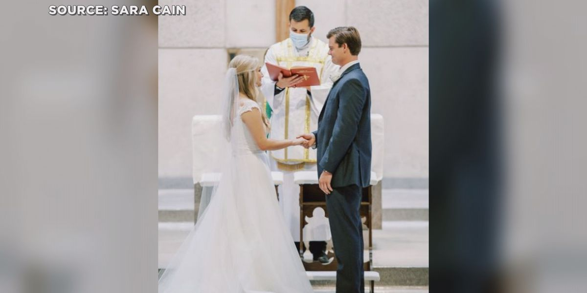 Mississippi couples find ways to have COVID-19 safe weddings