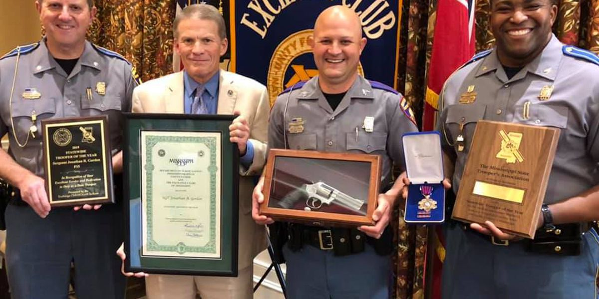 Troop F interdiction Sgt. wins Trooper of the Year