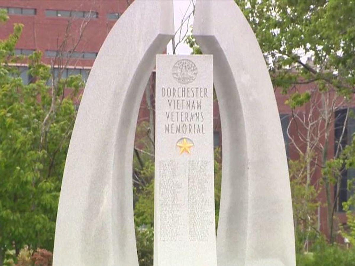 Vandalized Vietnam War memorial in Boston repaired in just 24 hours; suspect arrested