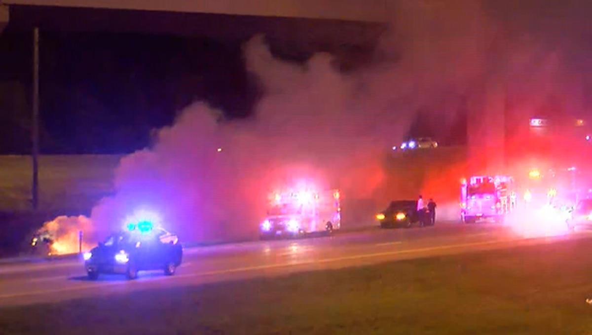Driver Killed In Fiery Crash On I 20 Identified