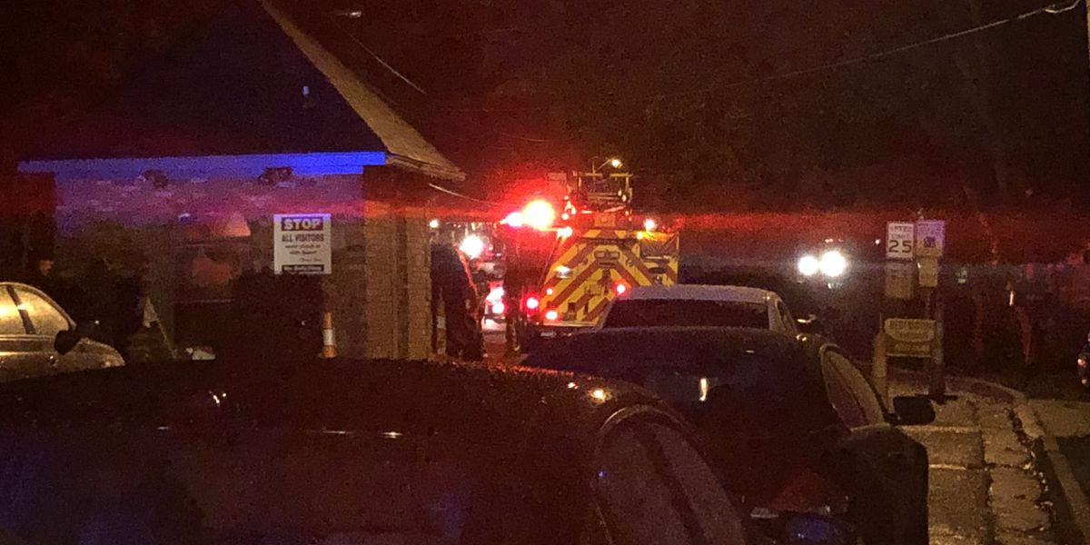 Overnight house fire in Jackson
