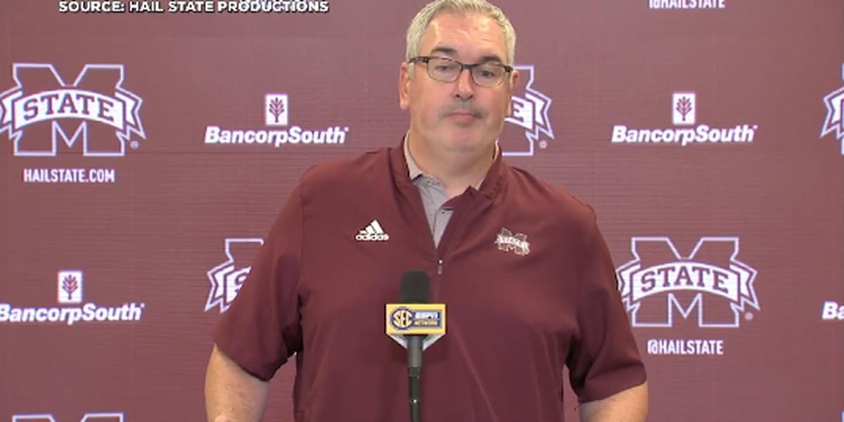 Joe Moorhead weekly press conference