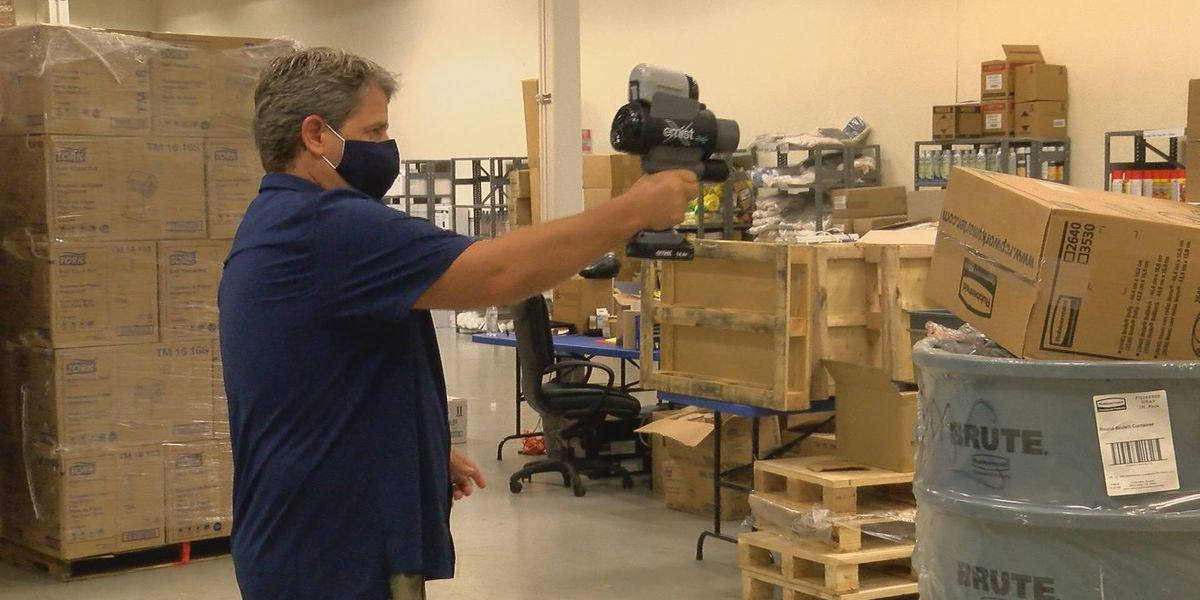 35,000 masks, additional PPE purchased ahead of fall semester at Madison County Schools
