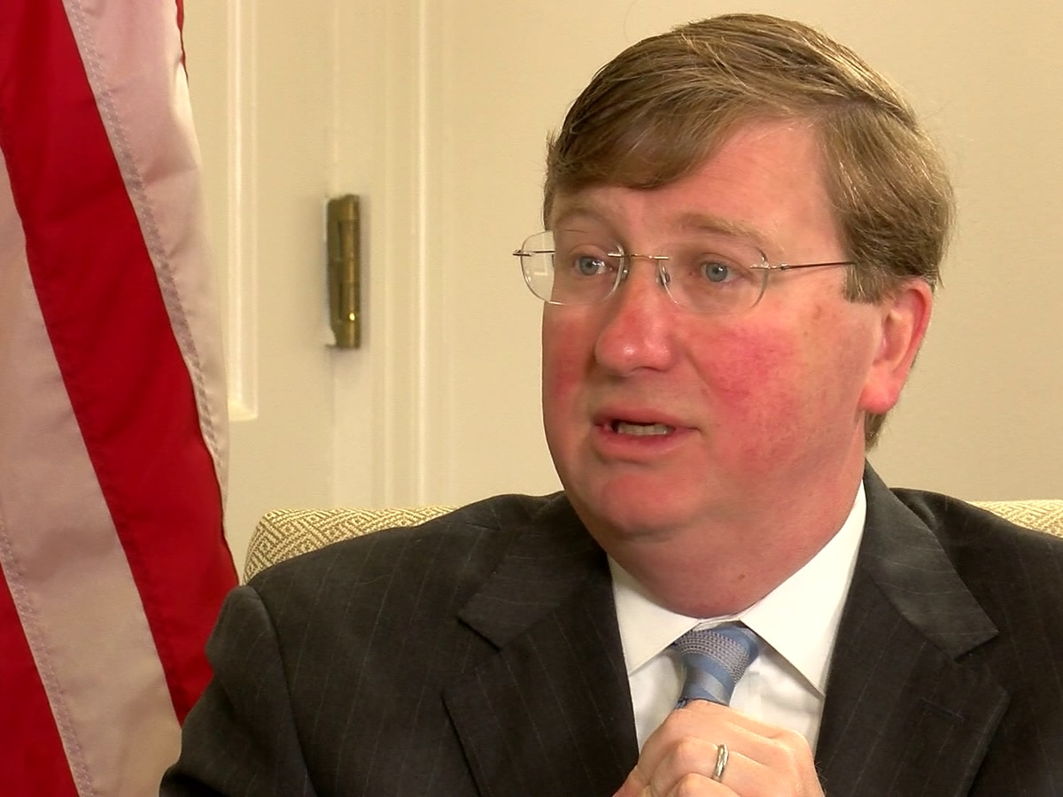 Governor Reeves discusses latest on COVID-19 situation in Miss.