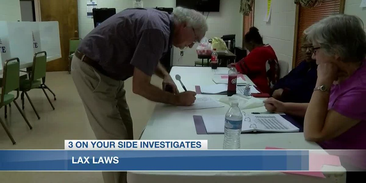 3 On Your Side Investigates: Lax Laws