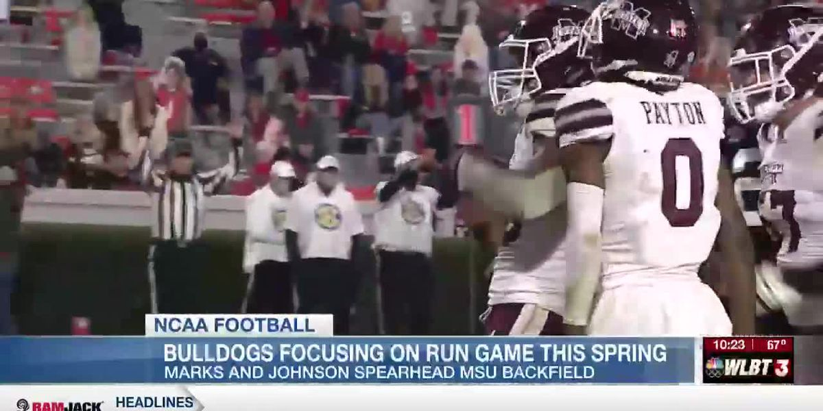 MSU running back duo with high hopes this season