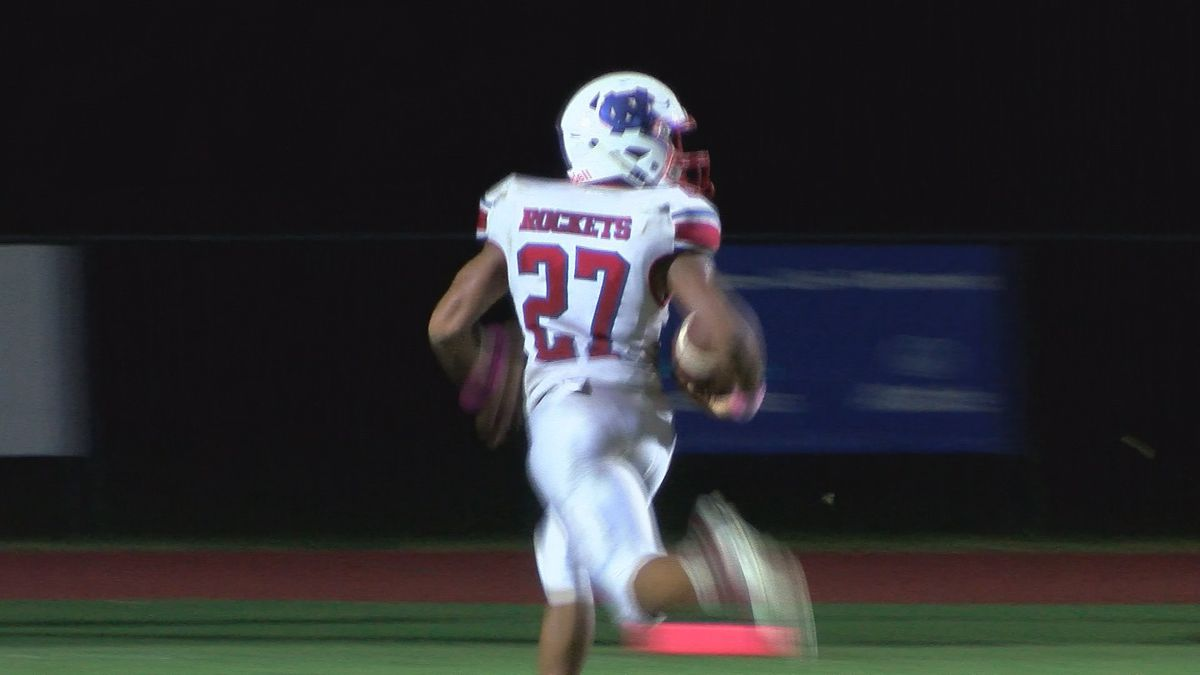 Neshoba Central rushing attack rockets them to win over Canton