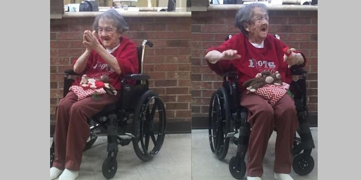 102-year-old Ark. nursing home resident beats coronavirus